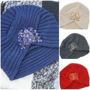 Accessories - Bejeweled Turban